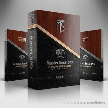 Heavyocity Master Sessions Ethnic Drum Ensembles KONTAKT