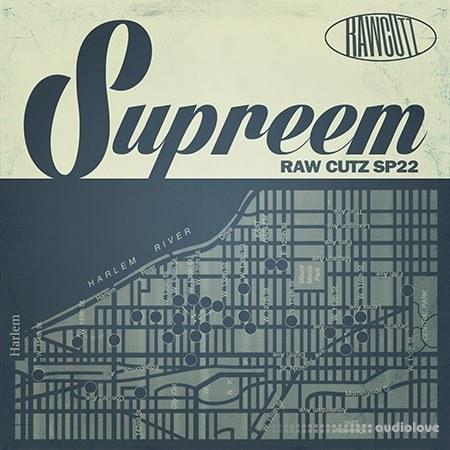 Raw Cutz Supreem WAV REX