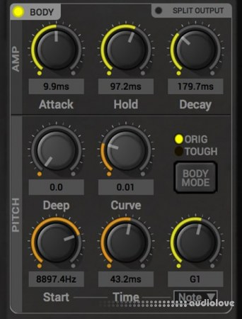 Cledland Audio BigKick WiN MacOSX