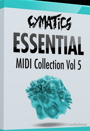 Cymatics Essential MIDI Collection Vol.5 MiDi