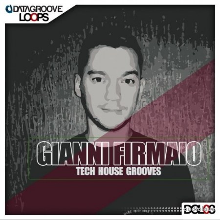 Datagroove Loops Gianni Firmaio Tech House Groove WAV