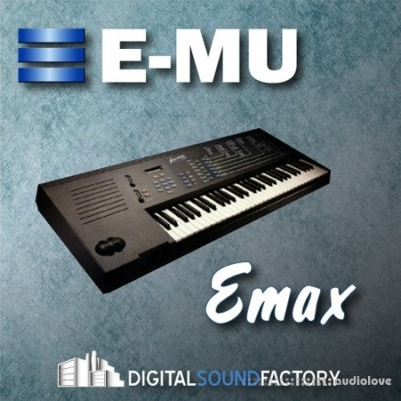 Digital Sound Factory E-MU Emax Collector Edition KONTAKT