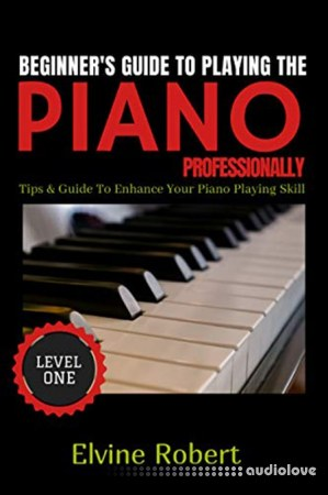 Beginner's Guide TO Playing The Piano Professionally: Tips & Guide to Enhance Your Piano Playing Skill (Level Book 1)