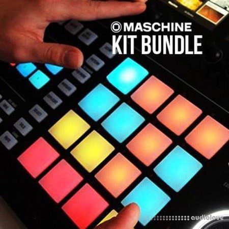 The Loop Loft MASCHINE Kit Bundle Maschine