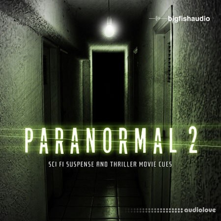 Big Fish Audio Paranormal 2 MULTiFORMAT