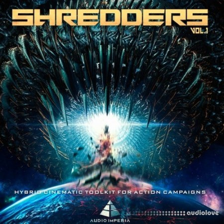 Audio Imperia Shredders Vol.1 Cinematic Tool Kit KONTAKT