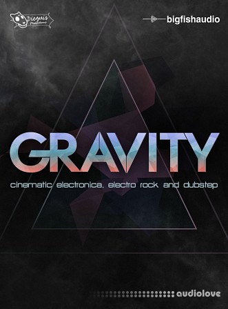 Dieguis Productions and Big Fish Audio Gravity KONTAKT MULTiFORMAT