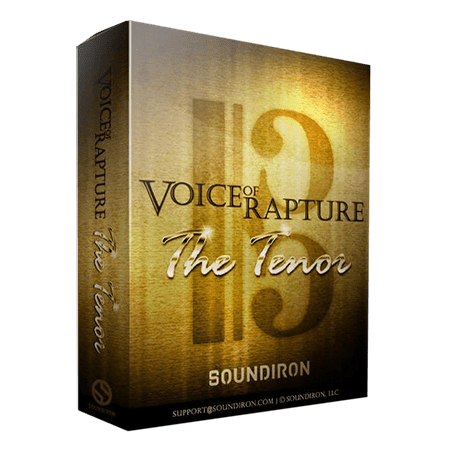 Soundiron Voice of Rapture The Tenor