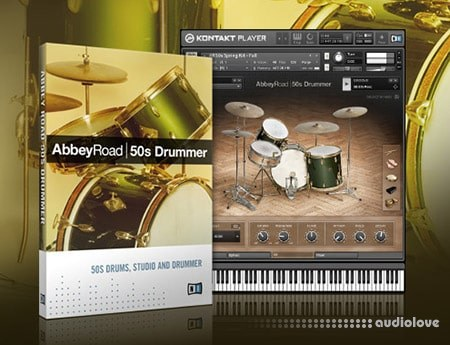 Native Instruments Abbey Road 50s Drummer v1.2 KONTAKT