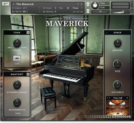 Native Instruments The Maverick v1.2 KONTAKT