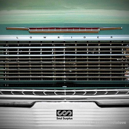 Soul Surplus Lowrider Sample Pack WAV