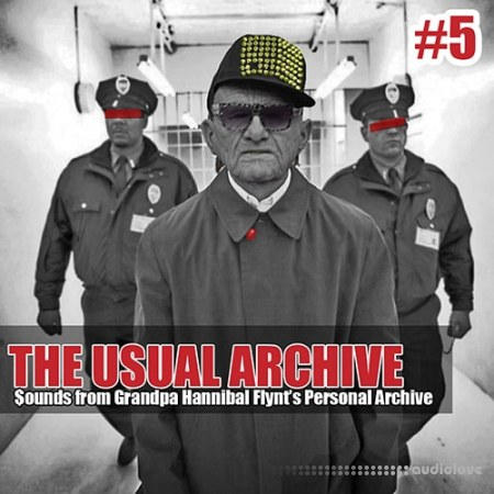 Grandpa Hannibal Flynt THE USUAL ARCHIVE VOL 5 WAV