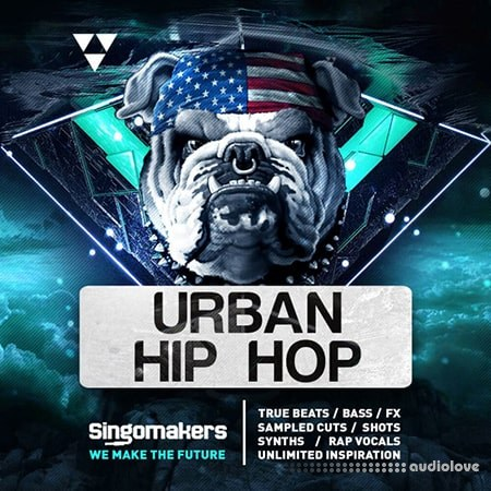 Singomakers Urban Hip Hop WAV REX