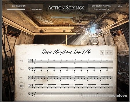 Native Instruments Action Strings v1.5 KONTAKT