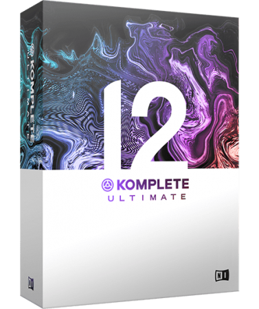 Native Instruments KOMPLETE 12 Instruments and Effects MacOSX