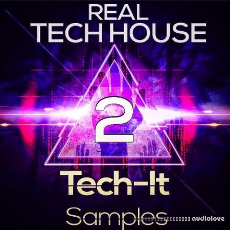 Tech-It Samples Real Tech House 2 WAV