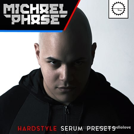 Industrial Strength Michael Phase Hardstyle Serum WAV Synth Presets