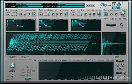 Rob Papen RAW-Kick v1.0.0 CE WiN