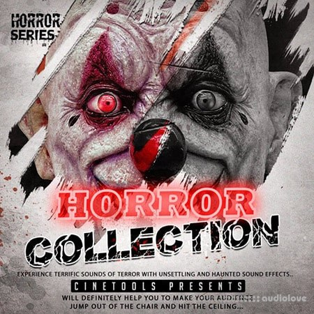 Cinetools Horror Collection WAV