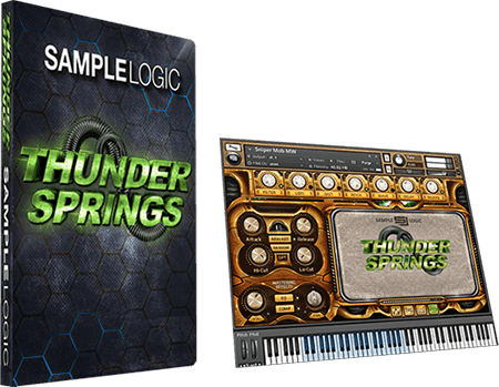 Sample Logic Thunder Springs KONTAKT