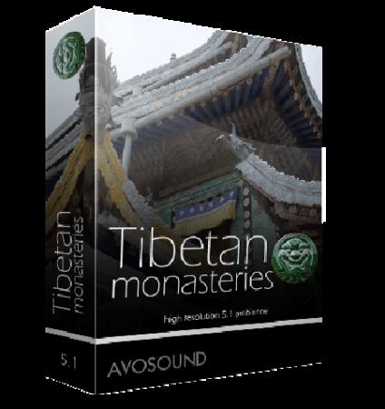 Avosound Tibetan Monasteries Atmospheres
