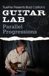 Truefire Guitar Lab Parallel Progressions