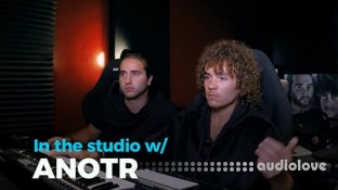 FaderPro In The Studio with ANOTR