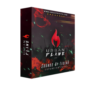Industry Kits Sounds Of Legend Urban Flame