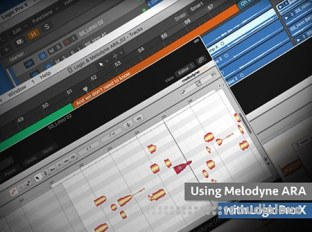 Groove3 Using Melodyne ARA with Logic Pro X Explained