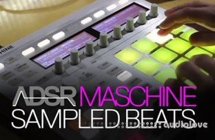ADSR Sounds Create Original Beats With Sampled Sounds on Maschine