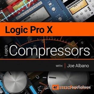 MacProVideo Logic Pro X 203 Logics Compressors