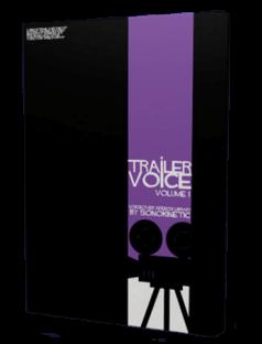 Sonokinetic Trailer Voice