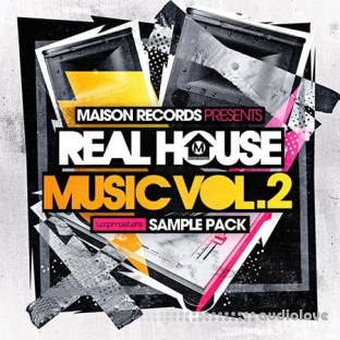 Loopmasters Maison Records Real House Music Vol.2