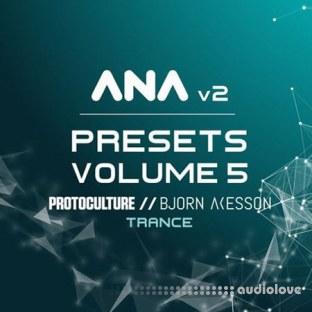 Sonic Academy ANA 2 Presets Vol.5 Trance