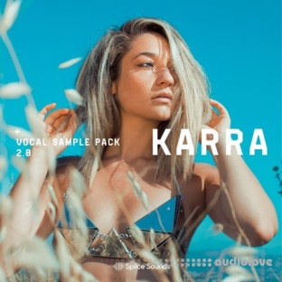 Splice KARRA Vocal Sample Pack Vol.2