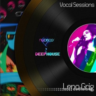 Velvet Season Samples Lena Grig vocal Sessions Nu Disco and Deep House