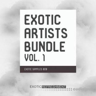 Exotic Refreshment Exotic Artists Bundle vol. 1