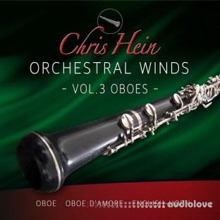 Best Service Chris Hein Winds Vol.3 Oboes