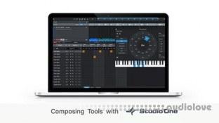 Udemy Composing Tools with Presonus Studio One