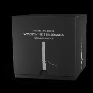 Sonokinetic Woodwinds Ensembles EXTENDED EDITION 24BiT