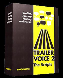 Sonokinetic Trailer Voice 2