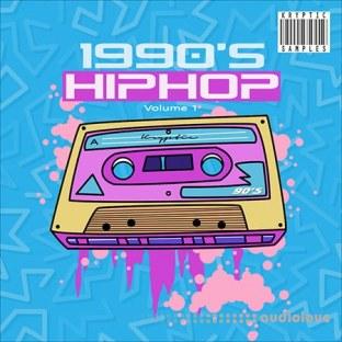 Kryptic Samples 1990s Hip Hop Vol.1