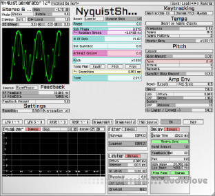 Soundemote Nyquist Generator