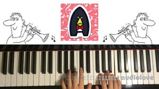 Amosdoll Music Piano From Zero To Pro Beginner Essentials To Play Piano