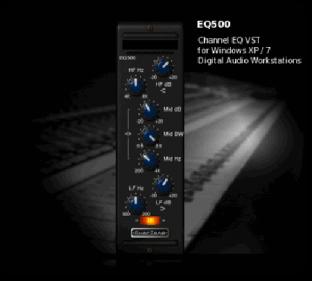 OverTone DSP EQ500