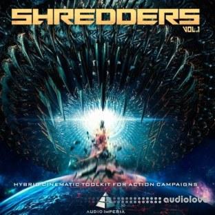 Audio Imperia Shredders Vol.1 Cinematic Tool Kit