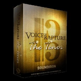 Soundiron Voice of Rapture The Tenor