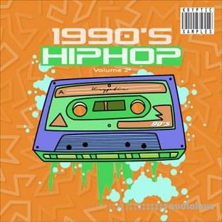 Kryptic Samples 1990s Hip Hop Vol.2