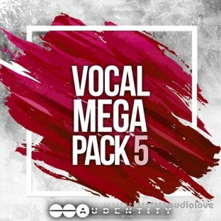 Audentity Records Vocal Megapack 5