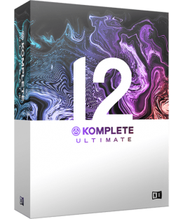 Native Instruments KOMPLETE 12